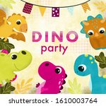 illustration set with cute...   Shutterstock . vector #1610003764