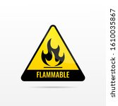 Fire Risk Or Flammable Materia...