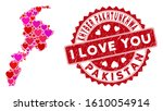 valentine collage khyber...   Shutterstock .eps vector #1610054914