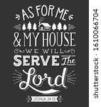 Biblical Verse   Joshua 24 15 ...