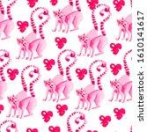 Seamless pattern watercolour in ...