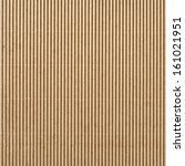 corrugated cardboard as... | Shutterstock . vector #161021951