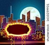vector illustration of the... | Shutterstock .eps vector #1610259931