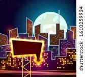 vector illustration of the... | Shutterstock .eps vector #1610259934