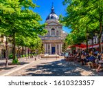 The Sorbonne Is An Edifice Of...
