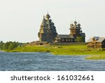 Old Wooden Churches On Island...