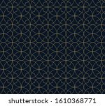 abstract geometric pattern...   Shutterstock .eps vector #1610368771