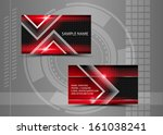 vector abstract creative... | Shutterstock .eps vector #161038241