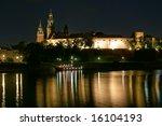 Historic Wawel Castle In Craco...