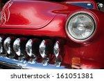us classic car   Shutterstock . vector #161051381