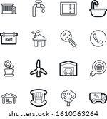 estate vector icon set such as  ...