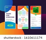 music application user...