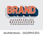 vector of stylized modern...   Shutterstock .eps vector #1610941351