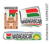 Logo For Madagascar  3 Isolate...