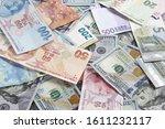 Turkish Lira Banknotes  Us...