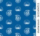 seamless background of...   Shutterstock .eps vector #1611606511