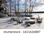 Beautiful Midwest Snowy Winter...