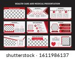 health care and medical...   Shutterstock .eps vector #1611986137