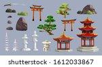 Ancient Japan Culture Objects...