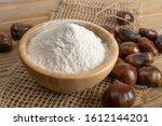 Chestnut Flour With Edible...