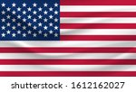 United States Of America Red...