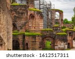 Germany   Roman Bath Ruins  ...