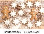 Gingerbread Man Cookie ...