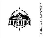 Adventure Motorcycle Cross...