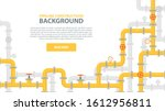 industrial background with...   Shutterstock .eps vector #1612956811
