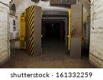 underground bunker from cold... | Shutterstock . vector #161332259