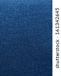 Blue Knitted Fabric Texture...