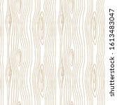 hand drawn wood seamless... | Shutterstock .eps vector #1613483047