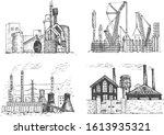vector illustration of... | Shutterstock .eps vector #1613935321