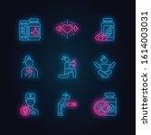 predmenstrual syndrome neon... | Shutterstock .eps vector #1614003031