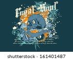 royal soul | Shutterstock .eps vector #161401487