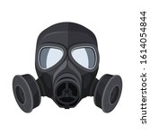 Gas Mask. Protection Army...