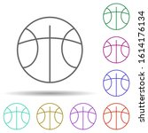 basketball  sport multi color...