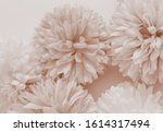 beautiful abstract color red... | Shutterstock . vector #1614317494