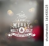 Christmas Typography ...