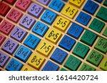 Multiplication table . macro...