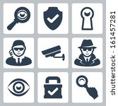 agent,bodyguard,camera,cctv,coat,detective,eye,eyeball,face,glass,hand,heyhole,human,icon,inspector