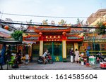 Ho Chi Minh City  Vietnam   Jan ...