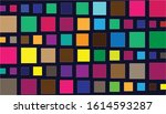 pattern background  texture ... | Shutterstock .eps vector #1614593287