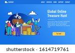 global online treasure hunt ...