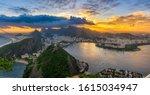 Sunset View Of Copacabana ...