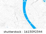 bright vector map of budapest ... | Shutterstock .eps vector #1615092544