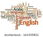 languages of the world word... | Shutterstock . vector #161535821