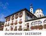 church mari     geburt in... | Shutterstock . vector #161538539