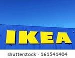 etobicoke  canada   october 12  ... | Shutterstock . vector #161541404