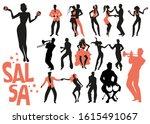 Salsa Dance Clipart Collection. ...